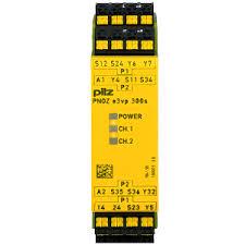PILZ PNOZ e3vp C 300/24VDC 1so 1so t