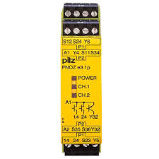 PILZ PNOZ e3.1p C 24VDC 2so