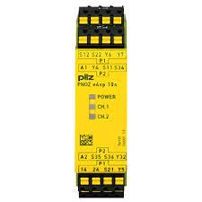 PILZ PNOZ e4vp C 10/24VDC 1so 1so t
