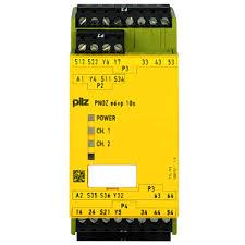 PILZ PNOZ e6vp C 24VDC 4n/o 1so 1so t
