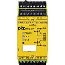 PILZ P2HZ X1P C 230VAC 3n/o 1n/c 2so