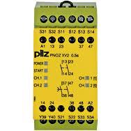 PILZ PNOZ XV2P C 1/24VDC 2n/o 2n/o fix