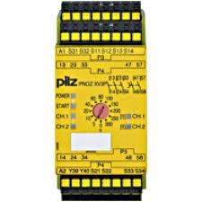 PILZ PNOZ XV3P C 300/24VDC 3n/o 2n/o t