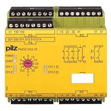 PILZ PNOZ XV3.1P C 3/24VDC 3n/o 1n/c 2n/o t
