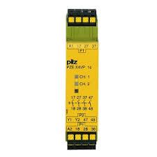 PILZ PZE X4VP C 1/24VDC 4n/o fix