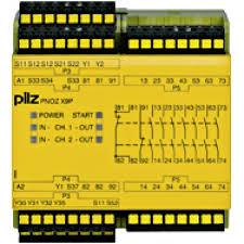 PILZ PNOZ X9P C 24VDC 7n/o 2n/c 2so