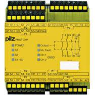 PILZ PMUT X1P C 24VDC 3n/o 1n/c 5so