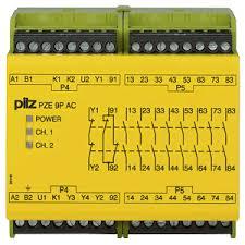 PILZ PZE 9P C 24-240VACDC 8n/o 1n/c