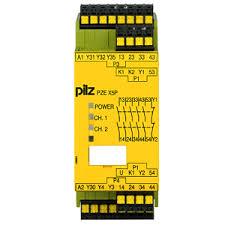 PILZ PZE X5P C 24VDC 5n/o 2so
