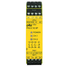 PILZ PNOZ X2.9P C 24VDC 3n/o 1n/c