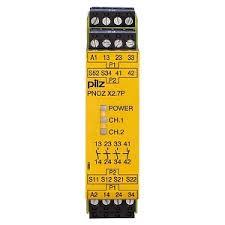 PILZ PNOZ X2.7P C 24VACDC 3n/o 1n/c