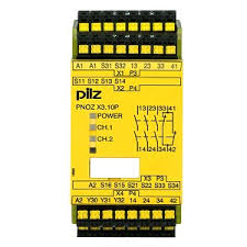 PILZ PNOZ X3.10P C 24VACDC 3n/o 1n/c 1so