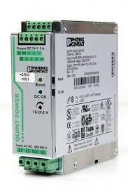 Phoenix Contact Power Supply QUINT-PS/3AC/24DC/5