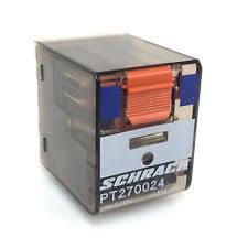 Schrack Relay 4 C/O 24VDC