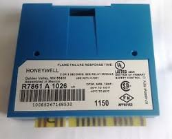 Honeywell R7861 A 1026