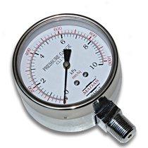 Low Pressure Guage Madas 0~10kPa, 0~1000mmAq(98mBar)