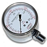 Low Pressure Guage Madas 0~20Kpa, 0~2000mmAq(196mBar)
