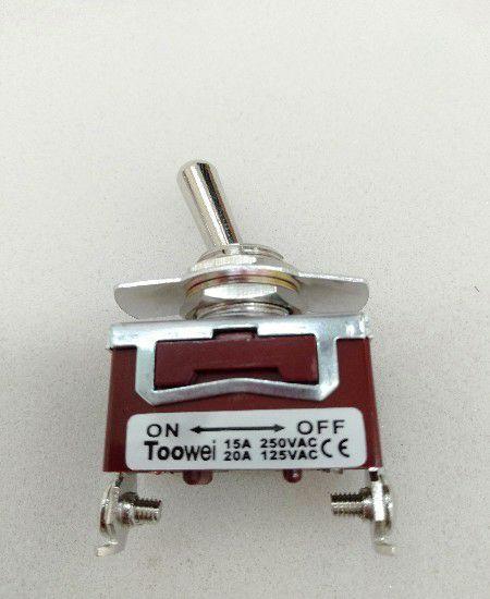 T701AW TOOWEI TOGGLE SWITCH (SPST) ราคา 243.20 บาท