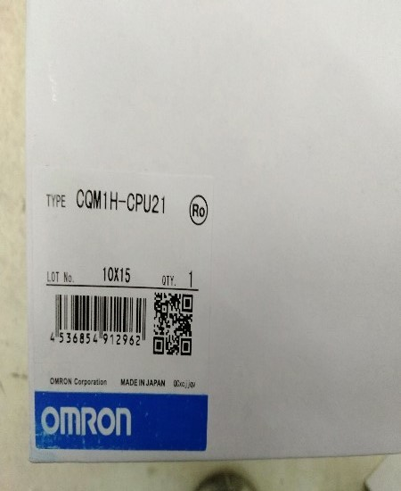 OMRON CQM1H-CPU21 ราคา 7600 บาท