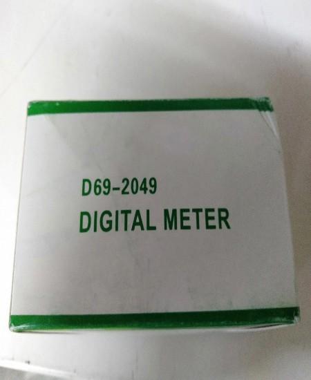 DIGITAL METER MODEL:D69-2049 LCD 100A AC80-300V ราคา1000บาท