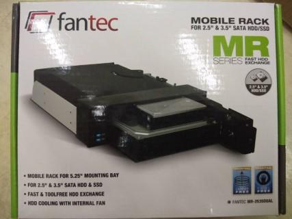 FANTEC MR.2535-DUAL ราคา 5320 บาท