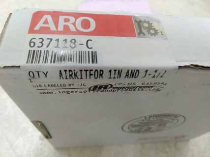 ARO AIR SECTION KIT : 637118-C ราคา 3256.64