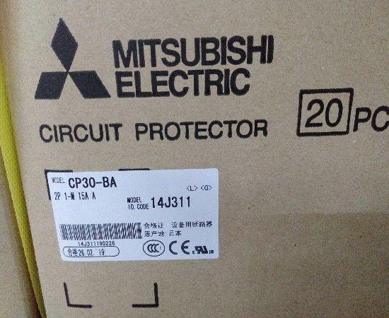 MITSUBISHI CP30-BA 2P 15A ราคา 800 บาท