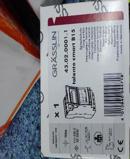GRASSLIN 43.02.0001.1 TALENTO SMART B15  ราคา2000บาท