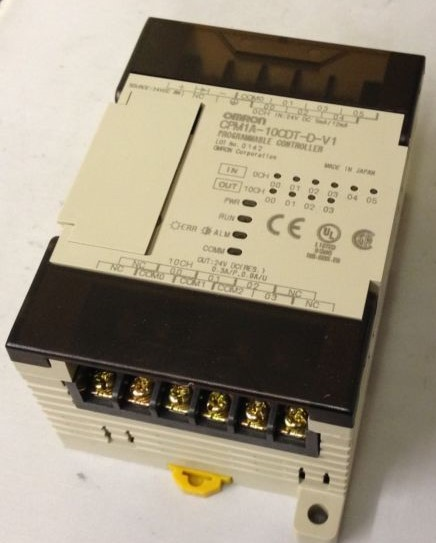 OMRON CPM1A-10CDT-D-V1 ราคา 8100 บาท