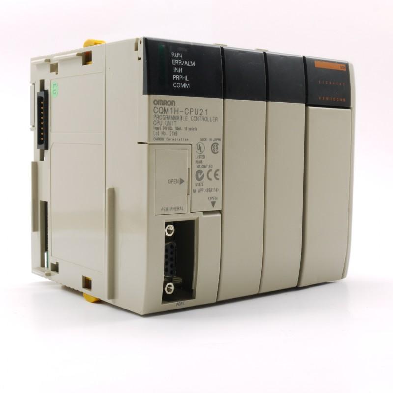 OMRON CQM1H-CPU21 ราคา 7763 บาท