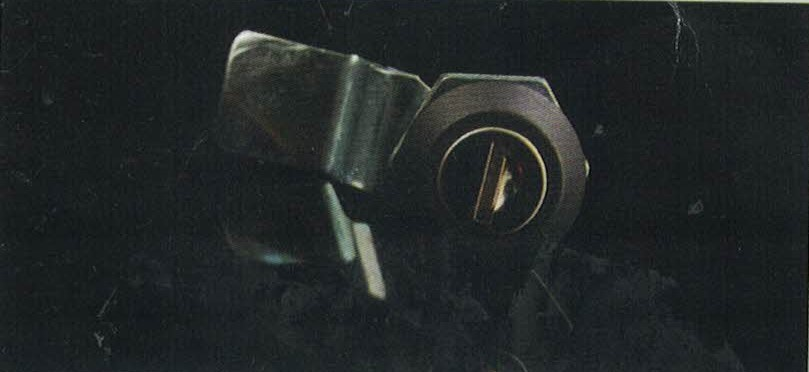 TAMCO TAMLRD-004 กุญแจกลมสีดำ ราคา 90 บาท