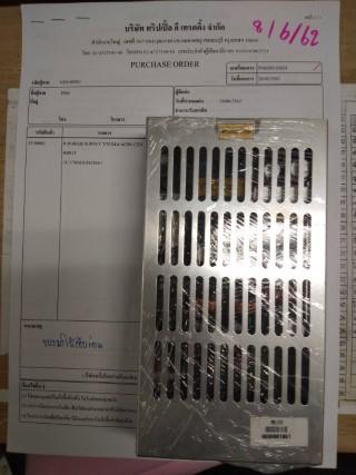 P-POWER SUPPLY VTC04A/AC90-132V INPUT ราคา 6500 บาท