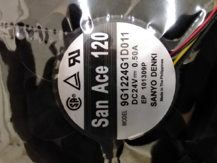 SAN ACE 120 9G1224G1D011 ราคา 900 บาท