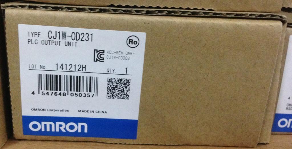 OMRON CJ1W-OD231 ราคา 9000 บาท
