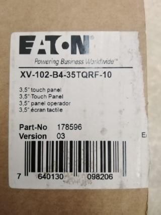 HMI SCREEN BRAND : EATON XV-102-B4-35TQRF-10 ราคา 48000 บาท