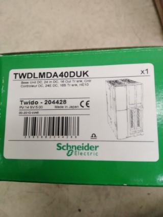 SCHNEIDER TWIDO TWDLMDA40DUK ราคา 19000 บาท