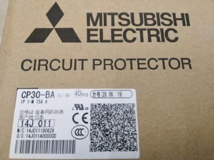 MITSUBISHI CP30-BA 1P 1-M 15A A ราคา 400 บาท