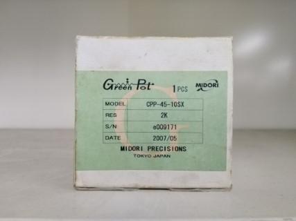 GREEN POL CPP-45-10SX 2K E028325 ราคา 3500บาท