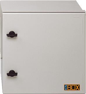 GEWISS ตู้MIP54 (550x400x200)เพลท