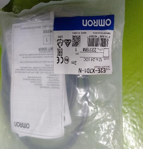 OMRON E2E-X3D1-N ราคา 1276 บาท