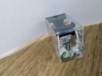 OMRON MY2ZN 24VDC ราคา 300 บาท