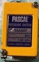 PASCAL PRESSURE SWITCH SAA40EF ราคา 2116 บาท