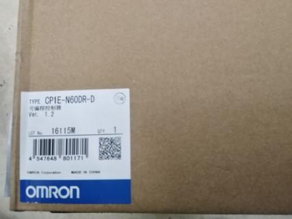 OMRON CP1E-N60DR-D ราคา 8937.50 บาท