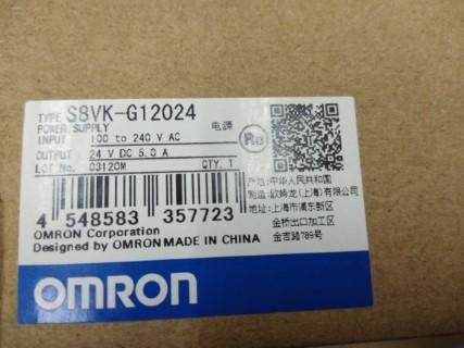 OMRON S8VK-G12024 ราคา 2178 บาท