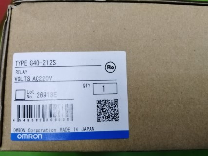 OMRON G4Q-212S ราคา 1380 บาท