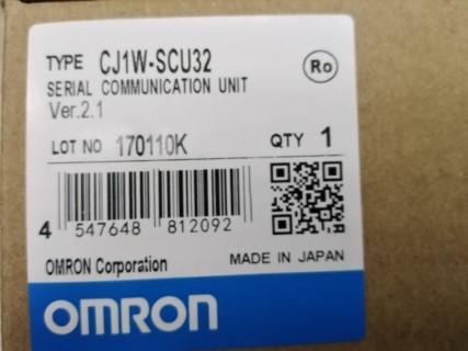 OMRON CJ1W-SCU32 ราคา 11050 บาท