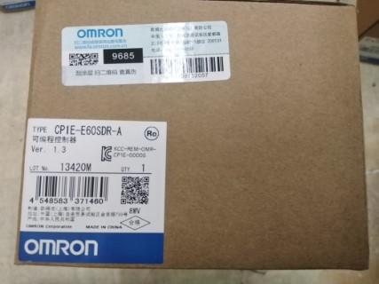 OMRON CP1E-E60SDR-A ราคา 6825 บาท