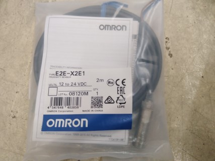 OMRON E2E-X2E1 ราคา 1170 บาท