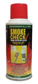 SMOKE CHECK สเปรย์ทดสอบเครื่องตรวจจับควัน ราคา 576 บาท
