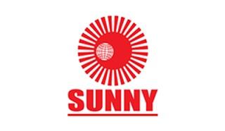 Sunny รุ่นSLS1-10LED/D Slim Line Type Standard LED2ด้าน ขนาด1x10ซม.3.6V-1800 MAH.(ติดฝัง)ราคา1931บาท